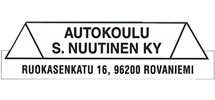 Autokoulu S.Nuutinen Ky